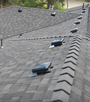 Roof installed by our affordable roofing company in Kansas City, MO
